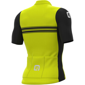 Alé Cycling PR-S Logo Summer SS Jersey Men, amarillo